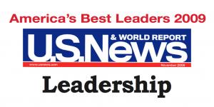 US News 2009 Leadership Article