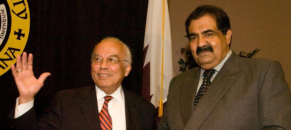 Amir of Qatar