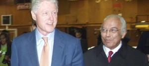 Bill Clinton at Xavier